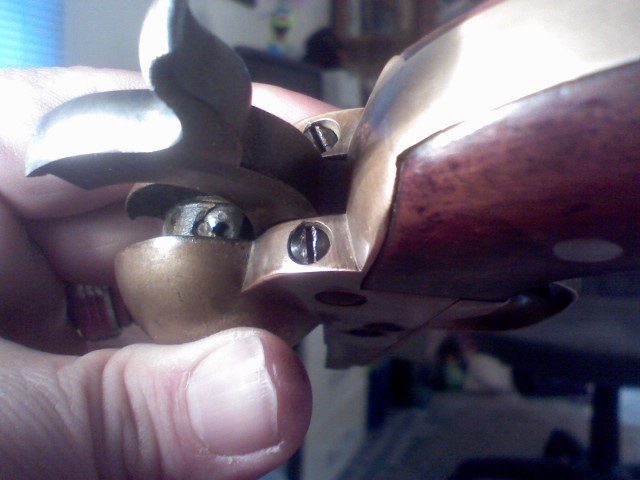 1862 pocket navy revolver