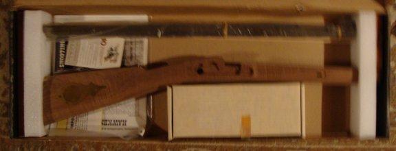 F/S Thompson Center Hawken Rifle Kit