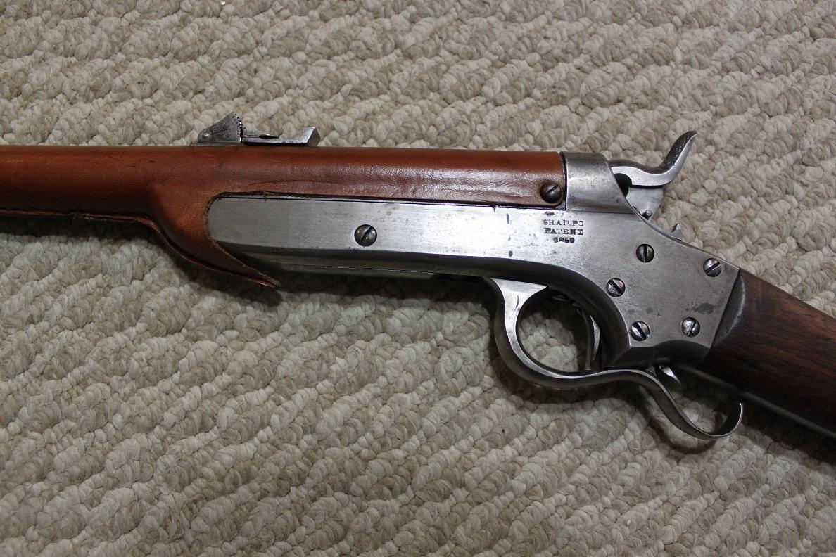1862 Sharps & Hankins Navy Carbine Cartridge Queston