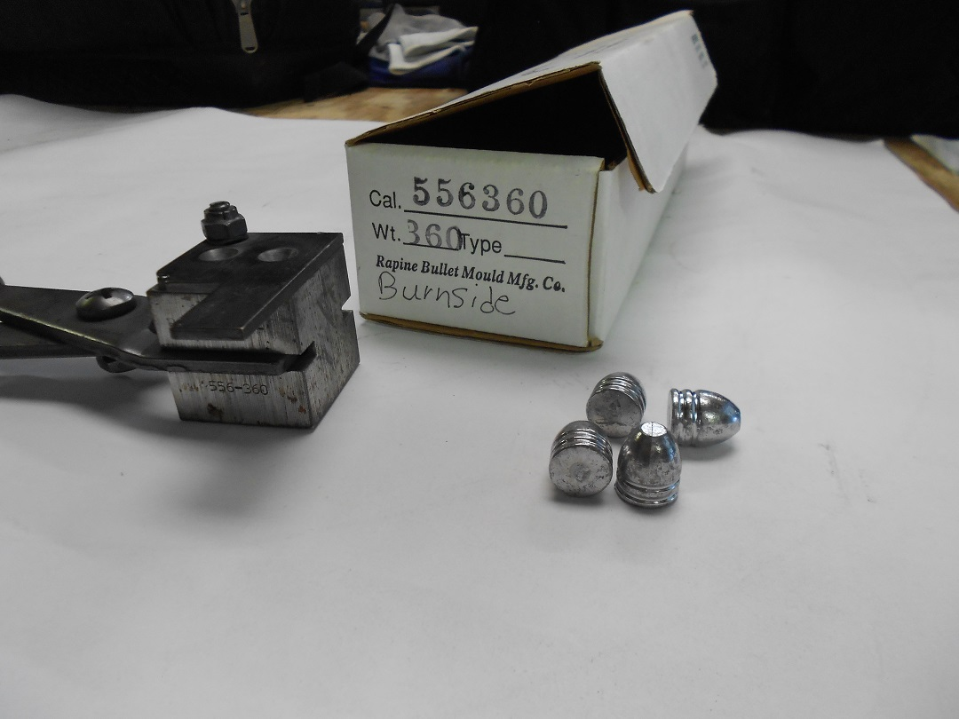 Burnside molde 2 cavity